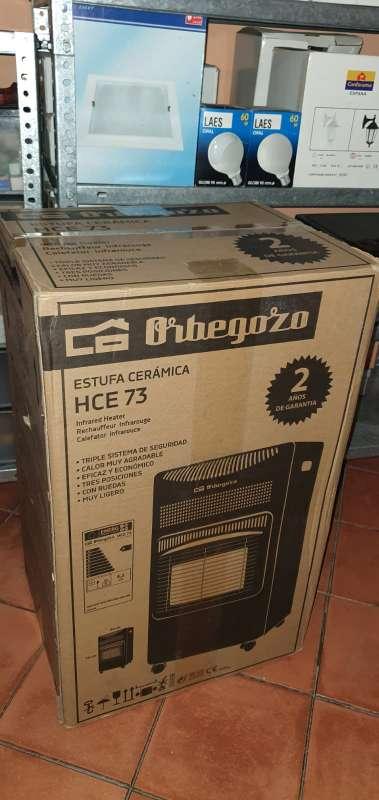 Imagen producto Estufa De Gas Butano, Cerámica, 4200 W, 3 Niveles. 5