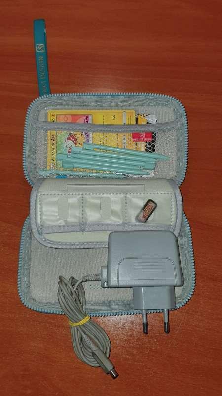 Imagen producto Funda Multiusos Para Nintendo 3DS Color Azul 2