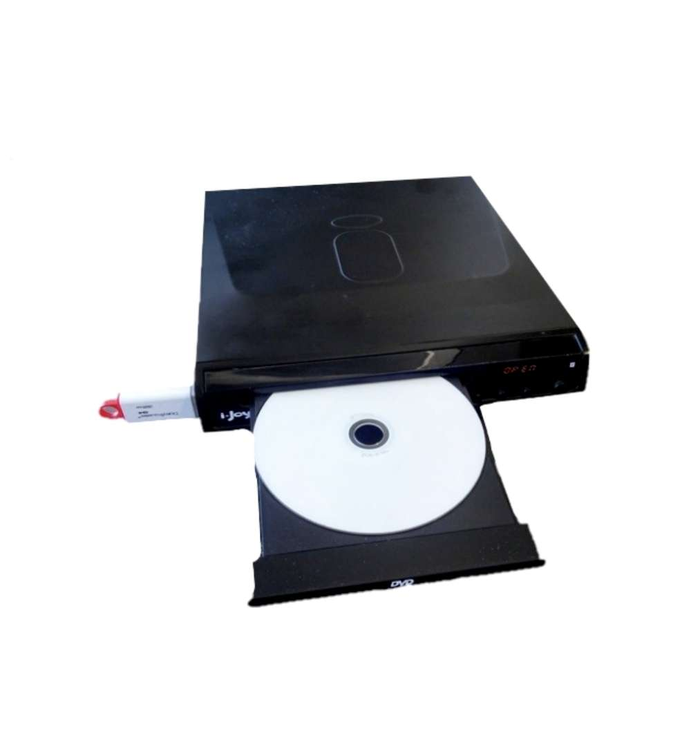 Imagen Reproductor DVD Y USB I-Joy 1006