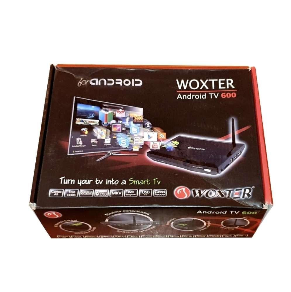 Imagen Smart TV Woxter Android TV 600 Nuevo