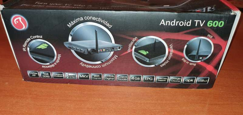 Imagen producto Smart TV Woxter Android TV 600 Nuevo 3