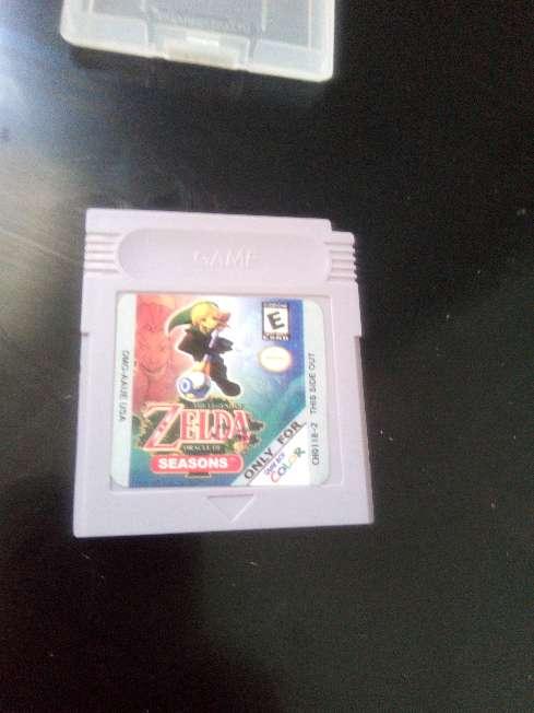 Imagen Zelda seasons