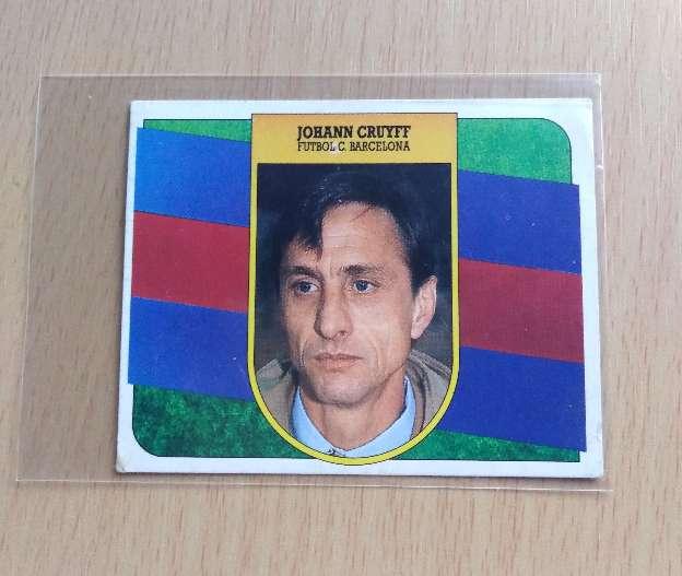 Imagen Johan Cruyff Card.