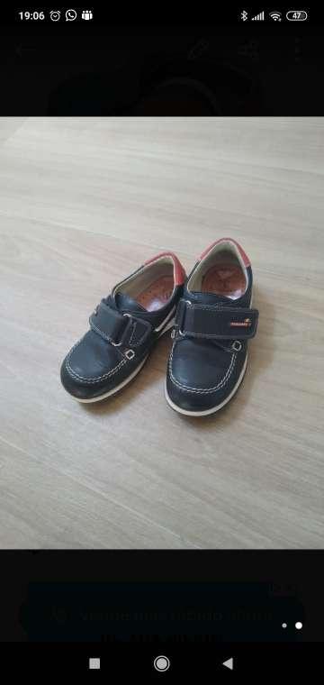 Imagen zapatos náuticos talla 28