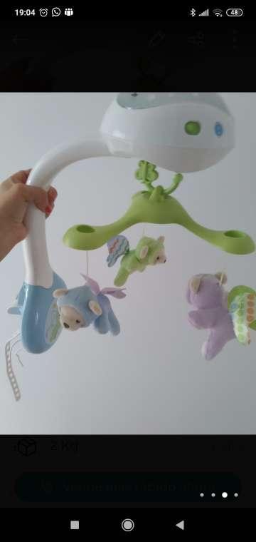 Imagen producto Carrusel de bebé  2