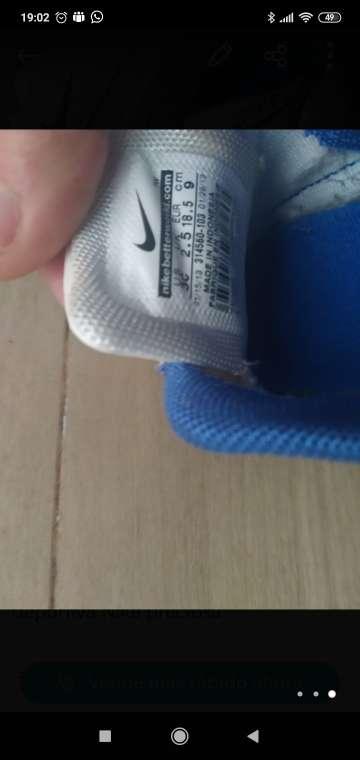 Imagen deportivas Nike 18,5