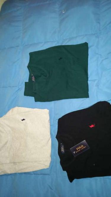 Imagen camisetas de hombre polo ralph lauren manga corta