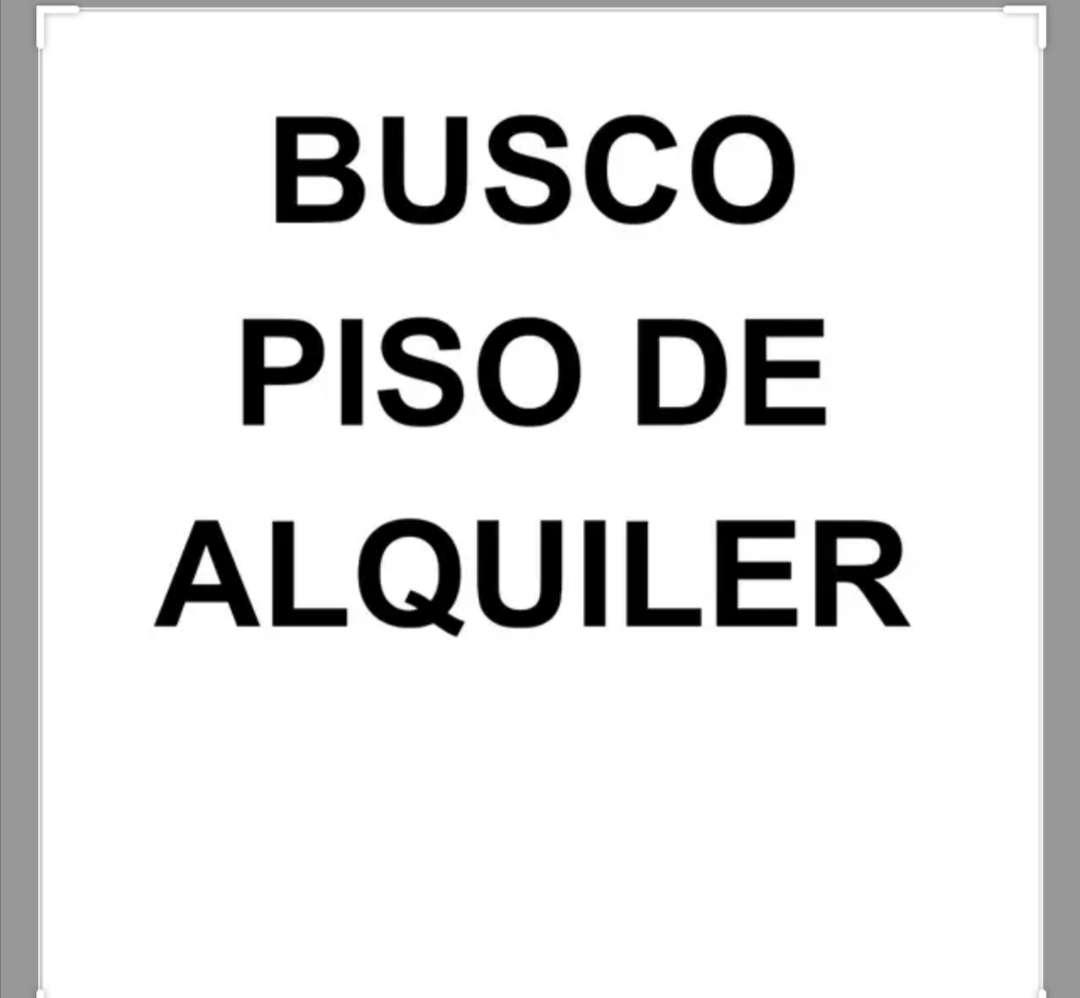 Imagen Busco piso en Alquiler en Jaén