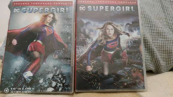 Imagen series  supergirl