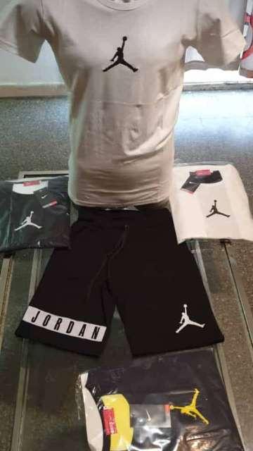 Imagen conjunto verano Nike jordan