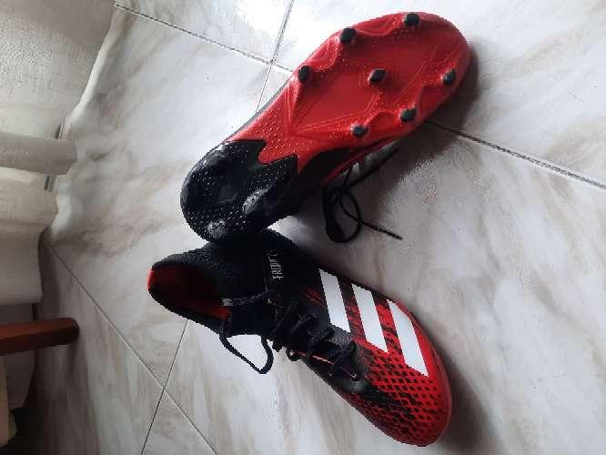 Imagen Botas fútbol niñ@ n° 38 para césped artificial