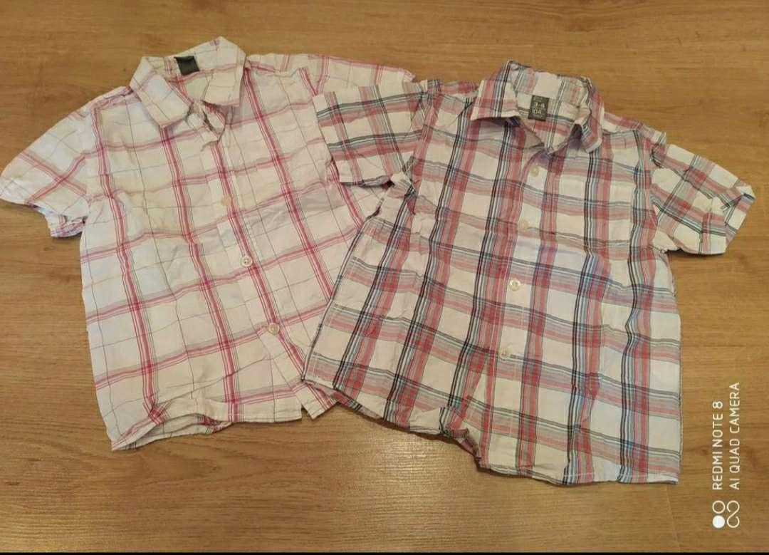 Imagen Lote ZARA 2 Camisas verano 4 años