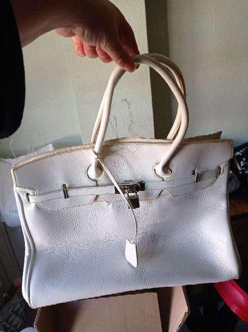 Imagen vender bolso blanco
