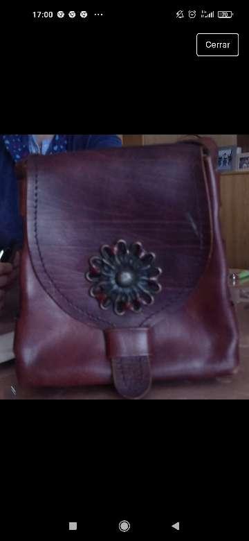 Imagen bolso de cuero