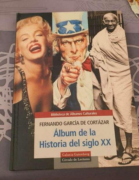 Imagen libro historia del siglo xx