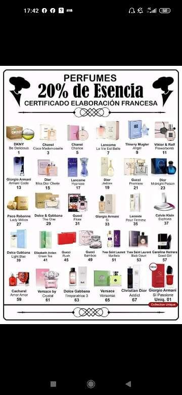 Imagen perfumes naturales