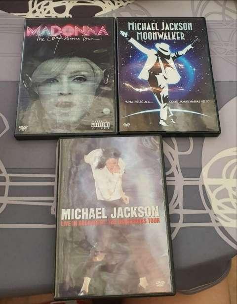 Imagen películas y cds