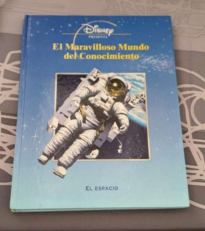 Imagen 2 libros del  maravilloso  mundo del conocimiento