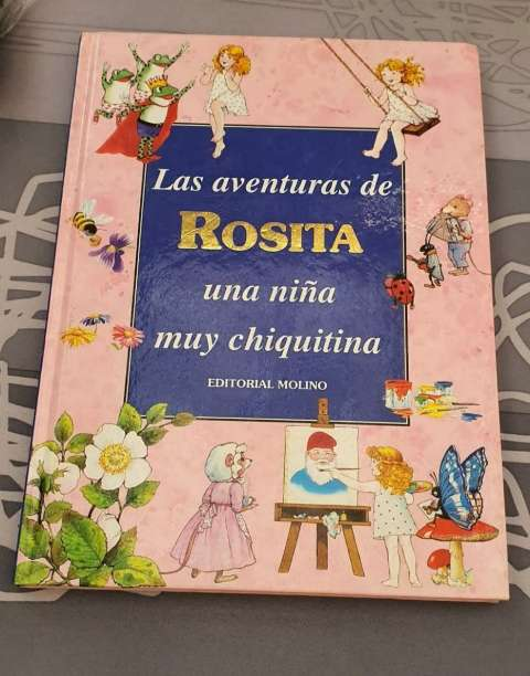 Imagen libros infantiles variados