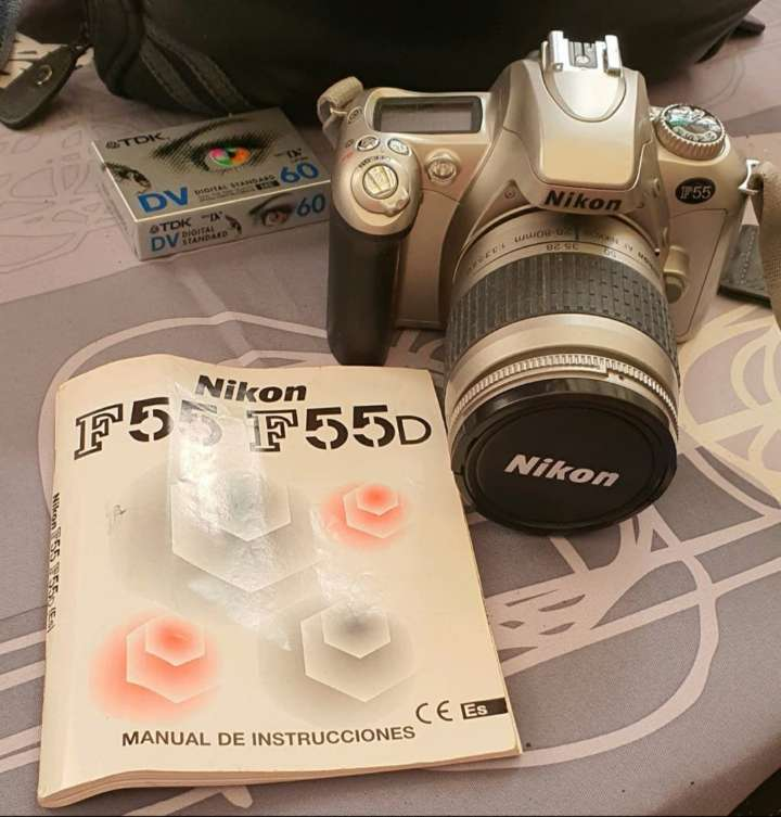 Imagen producto Camara de fotos nikon 3