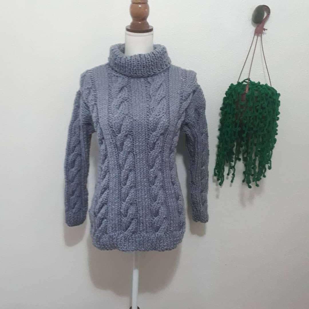 Imagen Suéter hecho a manos