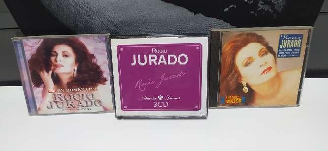 Imagen Rocío Jurado lote de cds