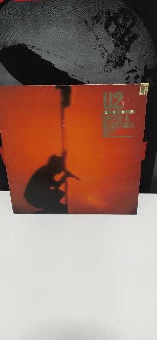 Imagen U2 mini lp vinilo