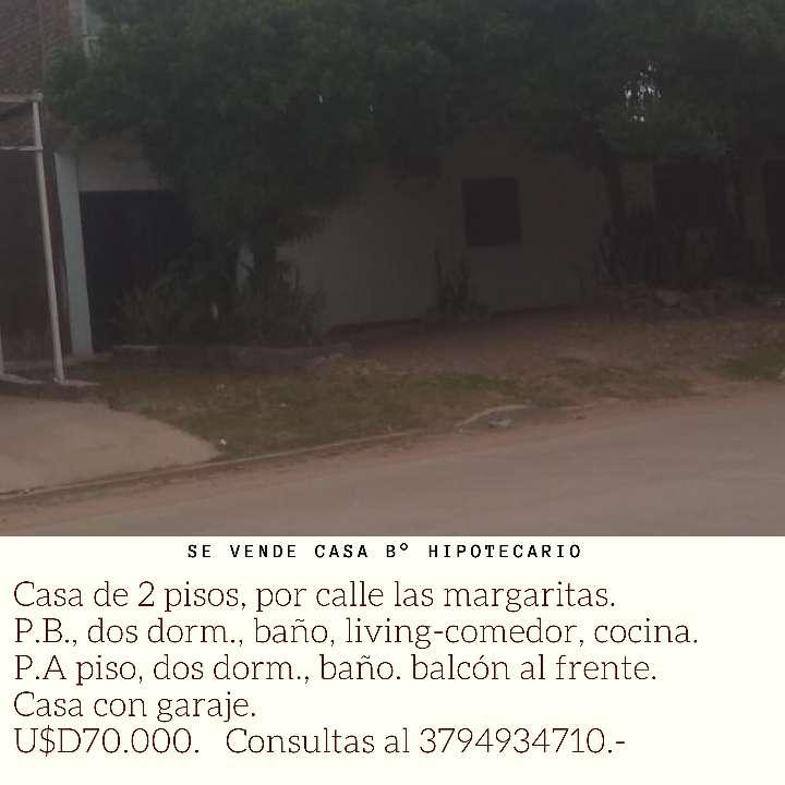 Imagen casa B° hipotecario