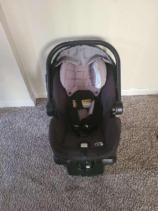 Imagen baby car sear with base car