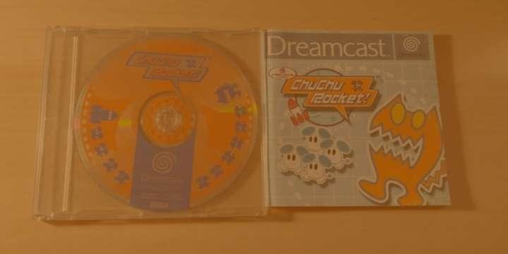 Imagen Juego Chu Chu Rocket para  Dreamcast