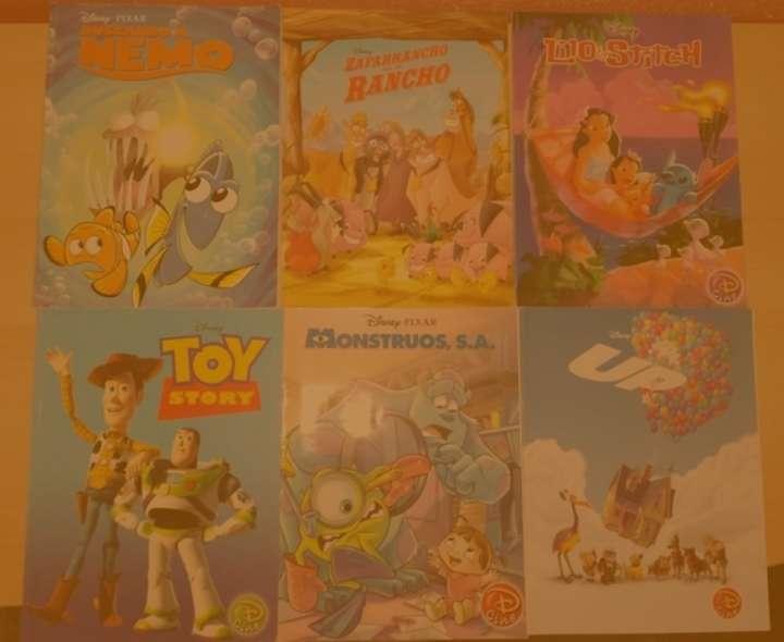 Imagen Pack con 6 cómics de Disney - Pixar