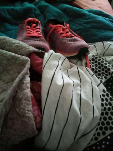 Imagen zapatillas usadad