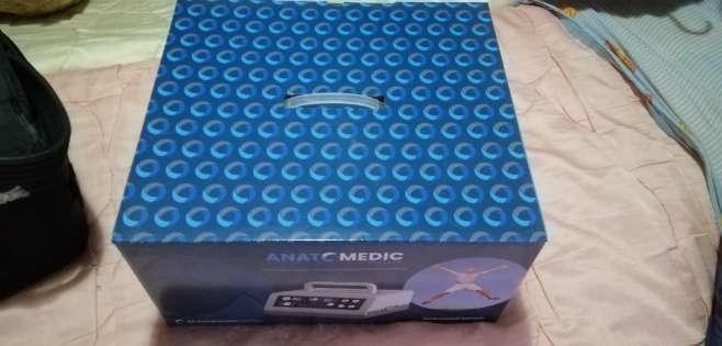 Imagen producto Máquina de fisioterapia nueva para estrenar  7