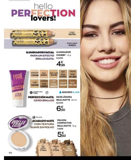 Imagen sticker de maquillaje