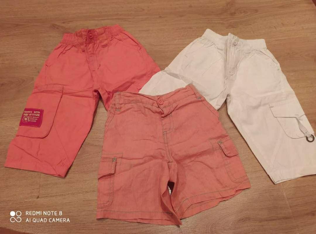 Imagen ZARA Lote 3 Pantalones 9-12 meses