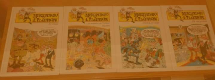 Imagen Mortadelo y Filemón Pack de 36 comics varios.