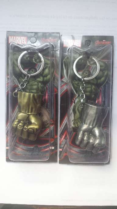 Imagen Llavero Hulk La Masa de Marvel