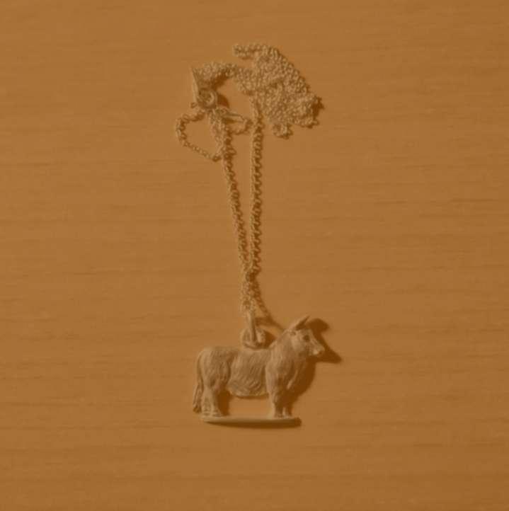 Imagen Colgante de Plata 1ª ley con forma de toro (Arbexa, Zaragoza)