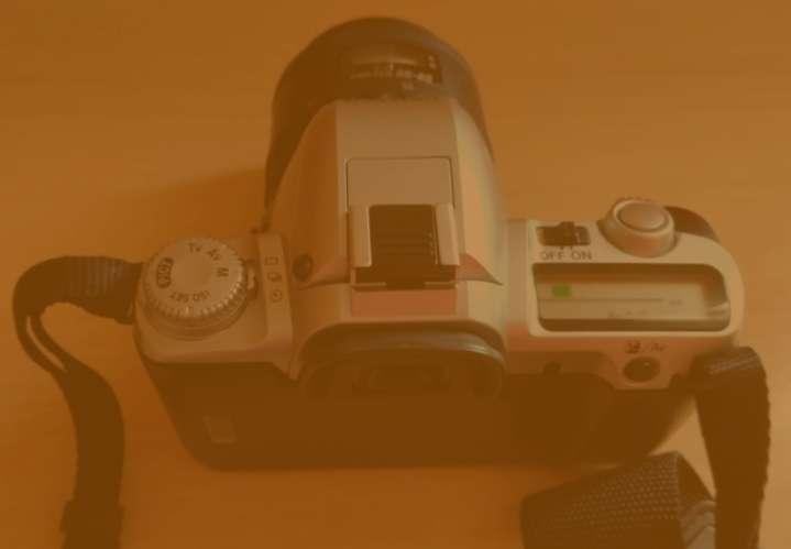 Imagen producto Cámara de fotos  Pentax MZ-50 analógica 2