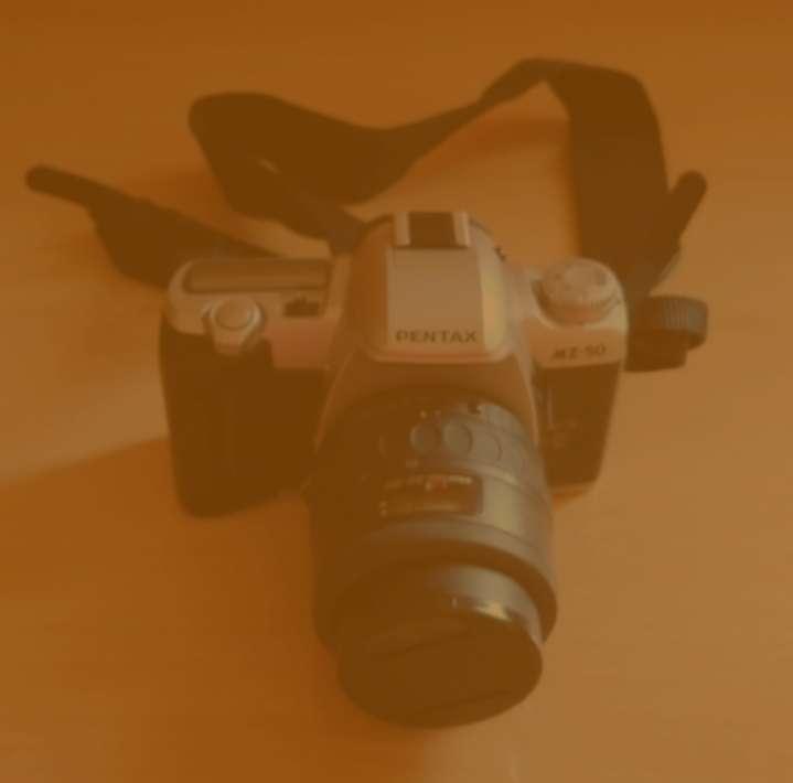 Imagen Cámara de fotos  Pentax MZ-50 analógica