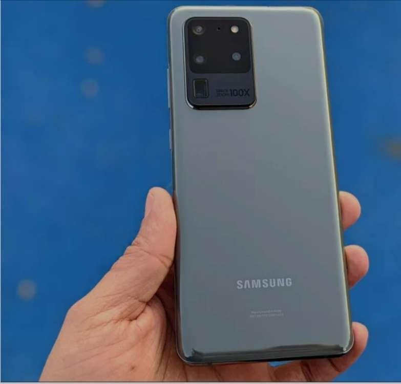 Imagen Samsung s20 ultra