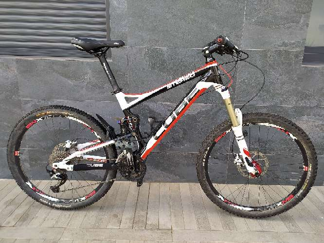 Imagen Bicicleta Cube Stereo Pro T-18 (L)