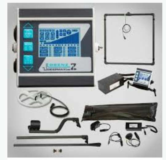 Imagen detector de metales LORENZ Z1