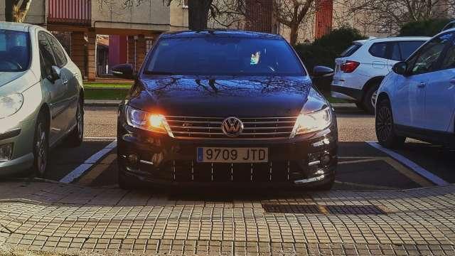 Imagen Volkswagen CC R-LINE 2016