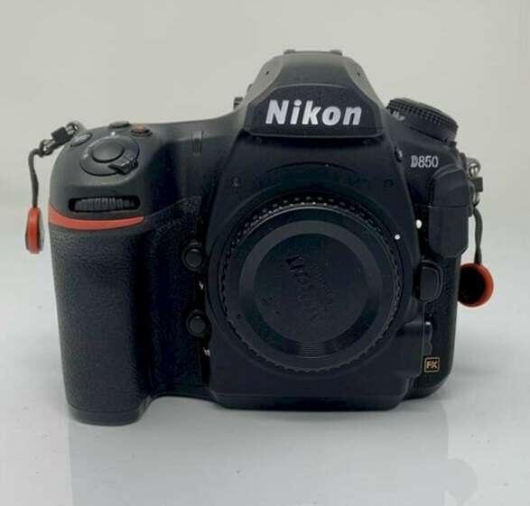 Imagen Cámara Nikon D850 en perfecto estado