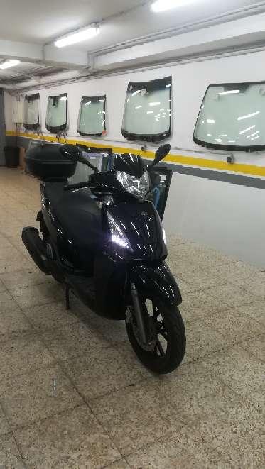 Imagen Moto Kymco People 125 GTI