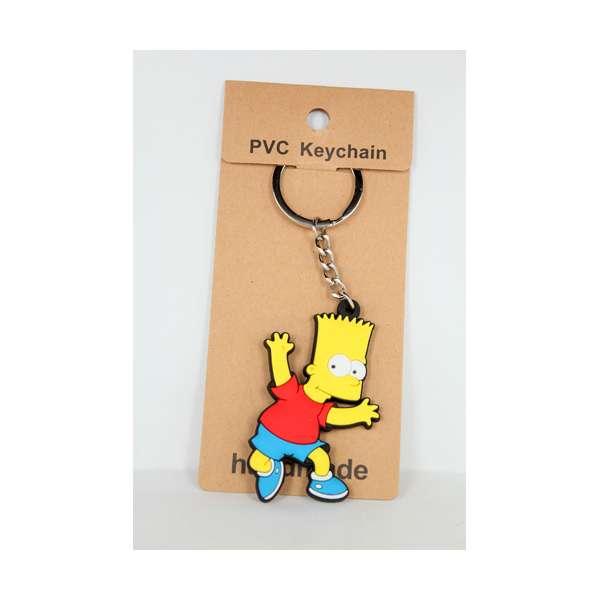 Imagen Llavero exclusivo Bart Simpson