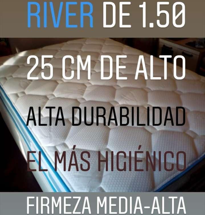 Imagen Colchón 150x180 NUEVO de mucha calidad, a mostrar en Vigo
