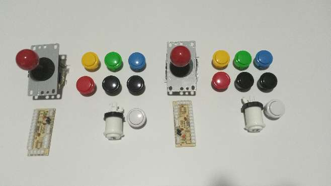 Imagen Arcade/Recreativa Kit 2 Players