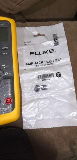 Imagen Multímetro digital Fluke modelo 87v/E2